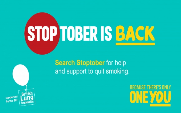 Stoptober Is Back